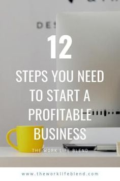 12 steps you need to start a profitable business. If you're looking to build to set up a business bu Business Ideas Uk, Best Business Plan, Starting Your Own Business, Business Planning, Online Business, Building A Business Plan, Business Meme, Business Advice, Business Management