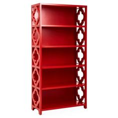 """Check out this item at One Kings Lane! Amagansett 66"""" Bookcase, Licorice"""
