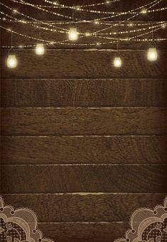 Mason jars lights - Save the Date Card Template (Free) Black Background Wallpaper, Flowery Wallpaper, Background Vintage, Mason Jar Wedding Invitations, Wedding Invitation Templates, Muslim Images, Ramadan Poster, Wedding Invitation Background, Instagram Frame