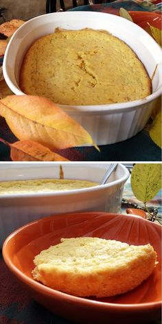 Dairy-Free Corn Pudding Easy Corn Pudding that can be made in almost anyone's kitchen! A perfect dairy-free side dish recipe for Thanksgiving (Favorite Desserts Dairy Free) Dairy Free Diet, Dairy Free Recipes, Vegetable Recipes, Dairy Free Cornbread Recipe, Corn Pudding Recipes, Pudding Corn, Suet Pudding, Thanksgiving Desserts, Dairy Free Thanksgiving Recipes