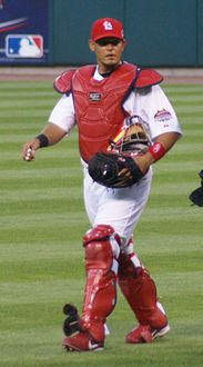 Yadier Molina - St. Louis Cardinals at Miami Marlins Highlight MLB Spring Training Schedule for March 23, 2012