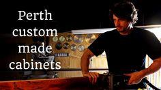 Custom Cabinets Perth by Cabinet Maker Santer Interiors
