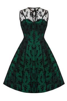 Luxury, exclusive dress