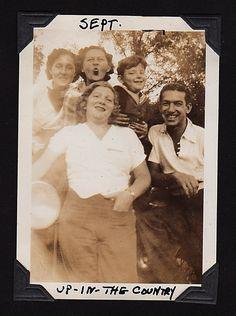 Belle, Rose Larry Mac, NY Sept, 1937