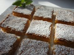 Himmelske kager: Citrus-kokos tærte
