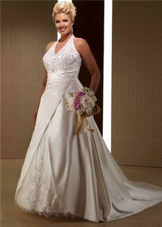 House of Brides - Wedding Dress http://www.squidoo.com/plus-size-wedding-fashion
