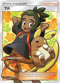 Hau and Raichu Pokemon Moon, Hau Pokemon, Pokemon Trainer Card, Rare Pokemon Cards, Pokemon Memes, Anime, Pikachu, Pokémon Cards, Greninja Card