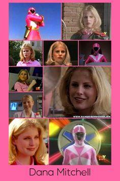Dana Mitchell-Pink Lightspeed Rescue Ranger