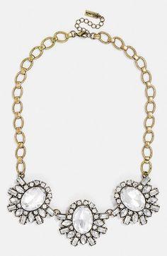 BaubleBar 'Jupiter Gem' Collar Necklace