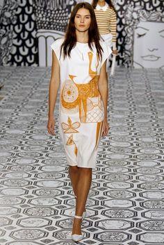 Jasper Conran Spring/Summer 2014 Ready-To-Wear Collection | British Vogue