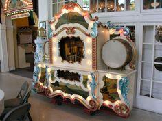 Sandusky Merry-Go-Round Museum Band Organ © Gary Nance