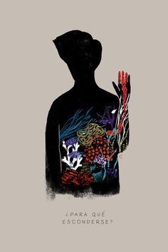 lo que vive dentro / what lives inside on Behance