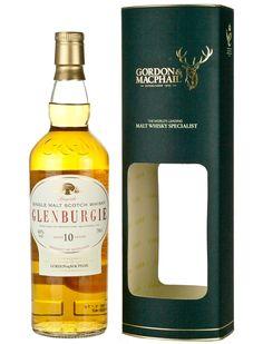 Glenburgie 10 yrs by Gordon & MacPhail, 83/100pts//JL Nose: 20 Taste: 20 Finish: 22 Balance: 21