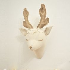 Image of Christmas Cerf rêveur Gold (limited edition)