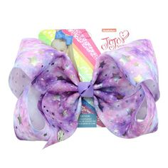 Jojo Hair Bows, Jojo Bows, Halloween Gift, Kids Toy Shop, Jojo Siwa Bows, Jojo Siwa Birthday, Kids Hair Clips, Unicorn Fashion, Large Hair Bows