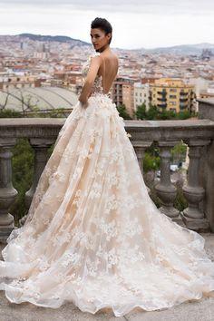 Milla Nova Bridal 2017 Wedding Dresses / http://www.himisspuff.com/milla-nova-bridal-2017-wedding-dresses/8/