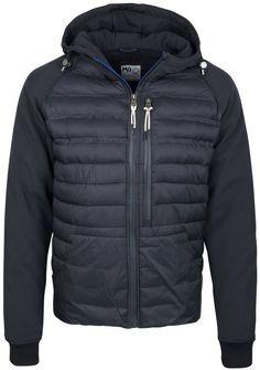 MO Blouson Männer Mode Winter Jacke Herren