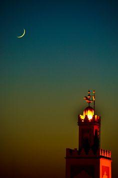 Luna de Marruecos