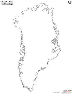 Image Result For Greenland Continent Map