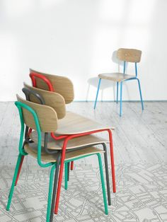 Hester chairs by Habitat