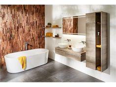 Model: Blend Width: 120 cm Color: Stone Grey Type: C Bathroom Drawer Organization, Bathroom Drawers, Bathroom Furniture, Wooden Bathroom, Grey Stone, Cabinet Doors, Bathtub, Interior Design, Home Decor
