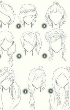 Drawing tutorial for beginners manga anime hair 30 Ideas – Drawing Tips Drawing Hair Tutorial, Manga Drawing Tutorials, Drawing Tutorials For Beginners, Drawing Techniques, Drawing Tips, Drawing Reference, Drawing Ideas, Sketch Ideas For Beginners, Beginner Drawing