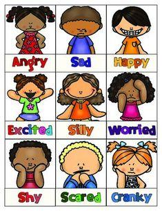 Today I Feel. Emotions Preschool, Teaching Emotions, Feelings Activities, Social Skills Activities, Social Emotional Learning, Feelings Chart, Feelings Words, Feelings And Emotions, School Behavior Chart