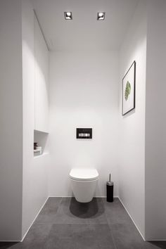 The minimalist design bathroom ideas has several advantages. Amongst them truly do not need time to clean as well as make the proprietors much more unwinded as well as comfy. For houses that have areas that are not big, minimalist bathroom is perfect. #minimalistgreybathroom