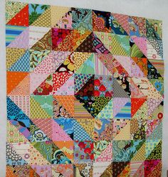Fun blog for quilters!  Great tips, especially for beginners!