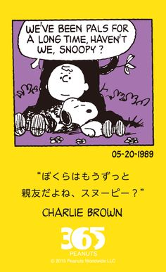 365PEANUTS Charlie Brown Characters, Peanuts Characters, Snoopy Love, Snoopy And Woodstock, Japanese Handwriting, Snoopy Family, Sally Brown, 3 Brothers, Snoopy Pictures
