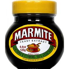 Marmite. Part of who I am.
