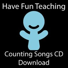 Counting Songs- This could be really useful next year! They have lots of others too!