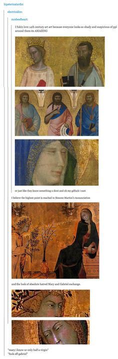 27 Times Tumblr Used Art History Perfectly To Make A Point: omg I almost peed myself.