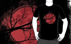 """Red Moon"" - T-shirt"