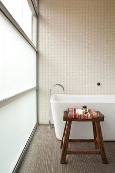 Bath via I want this flat