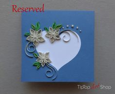 REZERVED LISTING for sahoffman1 Two Quilled by TipTopArtShop