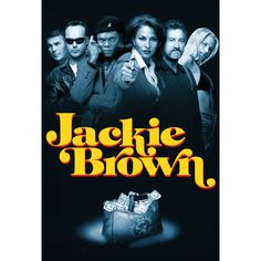 A middle-aged air stewardess finds herself in the middle of a huge scam that will either end her life, or set her up for the rest of it. When 44-year-old flight attendant Jackie Brown …