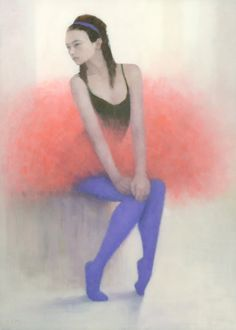 Saatchi Online Artist: Stephen Mitchell; Oil, 2011, Painting Ready to Fly