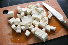 Homemade Tofu Recipe - Fairly labor intensive, but might be nice to have the recipe on hand just in case
