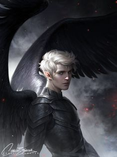 Charlie Bowater — Ash for Cassandra Clare! Was an absolute pleasure. Dark Fantasy Art, Fantasy Kunst, Fantasy Artwork, Demon Artwork, Fantasy Love, Elves Fantasy, Fantasy Character Design, Character Concept, Character Art