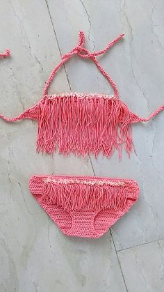 86696a6682 Crochet girl bikini, baby girl swimsuit, baby girl swimwear, toddler girl  swimsuit, toddler bikini, baby girl swim suit, baby girl bikini