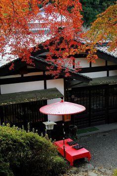 Japan Traditional Folk Houses