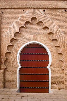 Koutoubia Mosque: Marrakech, Morocco