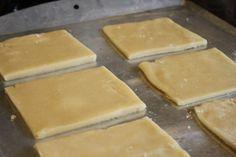 Shortbread Sugar Cookies | Itsy Bitsy Foodies