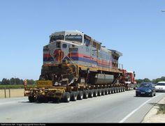RailPictures.Net Photo: 7079 Pilbara Iron GE C44-9W (Dash 9-44CW) at Perth, Australia by Simon Barber