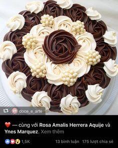 "Hoang Anh on Instagram: ""#beautifulcake"""