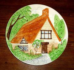 Beswick Cottage Ware Plate