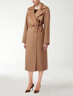 Max Mara MANUELA camel: Camelhair coat. I would trade my husband for this coat