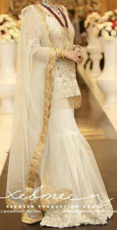 Untitled Asian Wedding Dress Pakistani, Pakistani Fashion Party Wear, Pakistani Dresses Casual, Pakistani Dress Design, Indian Fashion, Mens Fashion, Nikkah Dress, Shadi Dresses, Prom Dresses
