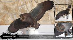 carabo iberico escultura